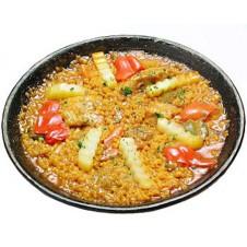 Paella de Bacalao by Alba