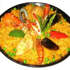 Paella Marinera by Alba