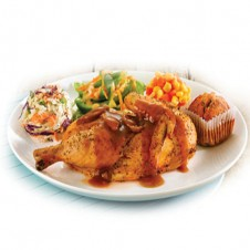Roast Chicken (1/2 Chicken) by Kenny Rogers
