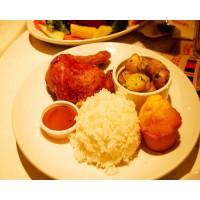 Roast Chicken Solo Plates