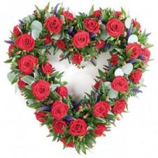 Roses Heart Shaped