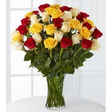 Joyful Luxury Rose Bouquet