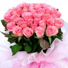 Pink Perfect in a Bouquet