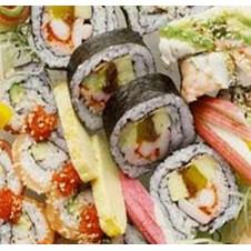 Samurai Feast (Special-Small) (64 Pieces) by Kitaro Samurai