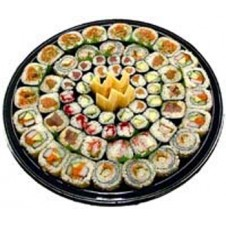 All California Maki Feast (96 Pieces) by Kitaro Samurai