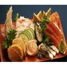 All Sashimi Feast (100 Pieces) by Kitaro Samurai