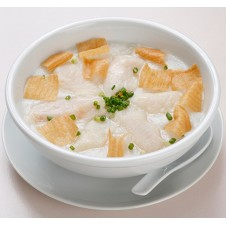 Fish Fillet Congee by Super Bowl