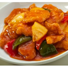 Sweet and Sour Pork by Super Bowl