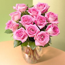 Pink Bloom in a Bouquet