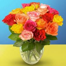Celebration Color in a Vase
