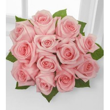 Pink Holland Roses Bouquet