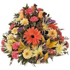 Centerpiece Arrangement in Assorted Colours