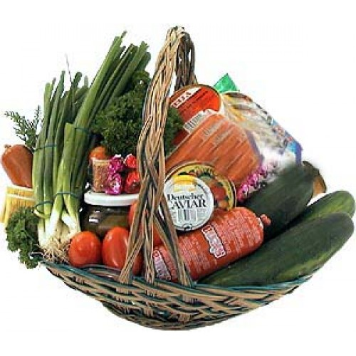 Assorted Gourmet Basket