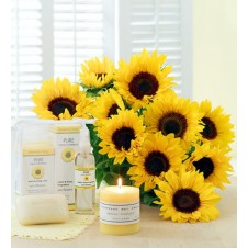 Enjoy a Bouquet of Sunshine with these Bold in a Bouquet