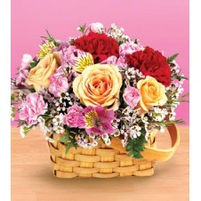 A Sweet Bouquet for a Girl of any Age