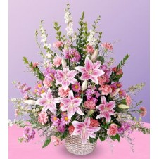 Abundant Display in a Bouquet