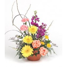 A Basket of Flowers 3