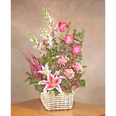 A Basket of Flowers 5