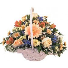 A Basket of Flowers 7