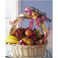Basket of Fresh Fruits 2