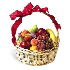 Basket of Fresh Fruits 3