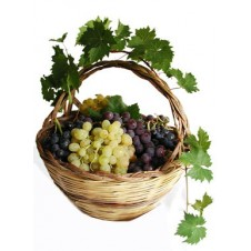 A Basket Full of Grapes