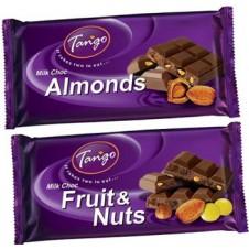 Tango Milk Chocolate Bars