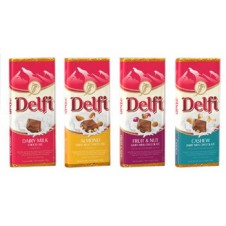 Delfi Dairy Milk Chocolate Bars