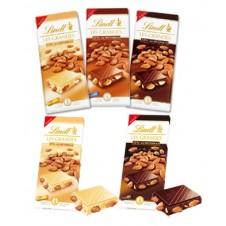 Lindt Les Grandes Chocolate Bars