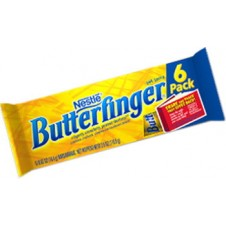 Nestle Butterfinger 6 Snack Pack 110.5g