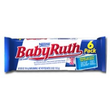 Nestle Babyruth 6 Pack 110.5g