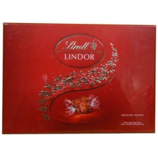 Lindt Lindor Milk Chocolate 168g