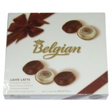 Belgian Caffe Latte