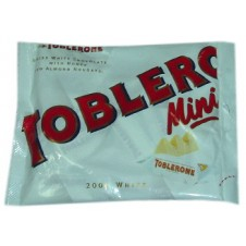 Toblerone Mini White Chocolate Pack
