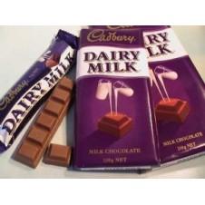 Cadbury Dairy Milk Chocolate Bar 1pc