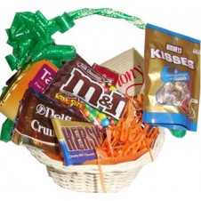 Basket of full chocolates!