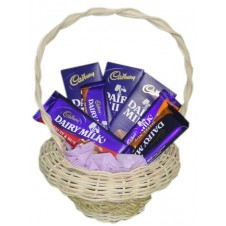 Cadbury Chocolate Lover Basket