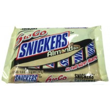 Snickers Almond 6 to Go