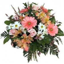 Hand-tied bouquet of Flowers