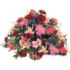 Rounded arrangement Flowers