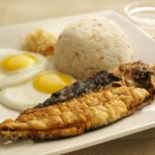 Boneless Bangus Meal by Max's