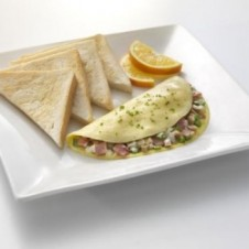 Vegetable Omelet by Max's
