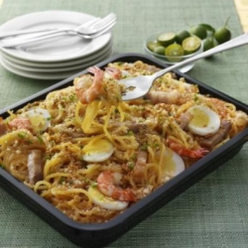 Cater Tray Pancit Luglug Large by Max's