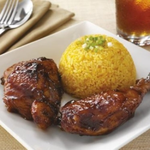 Chicken Barbecue Meal by Max's