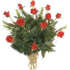 Lovely Flowers in a Vase