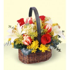 Be Treasured 1 in a Basket
