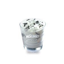 Oreo McFlurry by Mc Donalds
