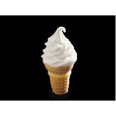 Vanilla Sundae Cone