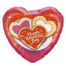 1 pc Happy Valentines Balloon