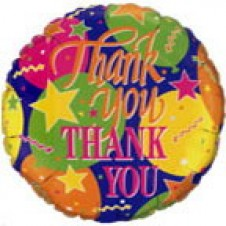 1 pc Thank you Balloon